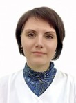 Пономаренко Анна Викторовна