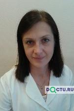 Салова Ирина Владимировна
